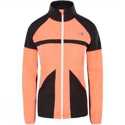 The North Face Jas Ambition Middenrood/Zwart