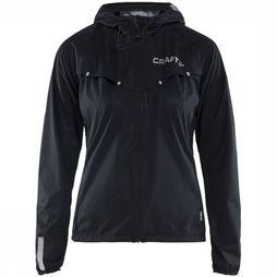 Craft Coat Repel Jkt W black/silver