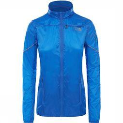 The North Face Windstopper Women'S Flight Better Than Naked Blauw
