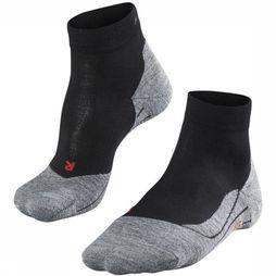 Falke Sock RU4 Short black/dark grey