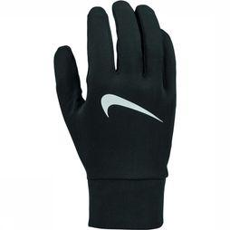 Nike Equipment Handschoen Lightw Tech Run Zwart