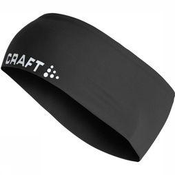 Craft Haarband Cool Zwart