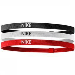 Nike Equipment Bandeau Elastic Rouge/Noir