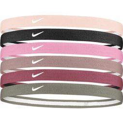 Nike Equipment Haarband Swoosh Sport Headbands 6PK 2.0 Alle kleuren