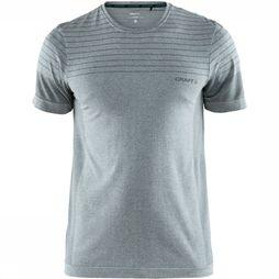 Craft T-Shirt Cool Comfort Gris Clair Mélange
