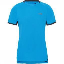 The North Face T-Shirt Men'S Ambition S/S Bleu