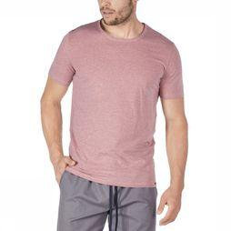 Skiny T-Shirt Lounge Tshirt SS mid pink