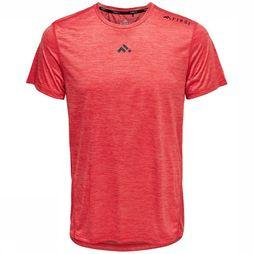 First T-Shirt Frankie Training Ss red