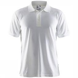 Craft Craft Polo Piqué white