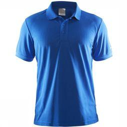 Craft Craft Polo Piqué blue