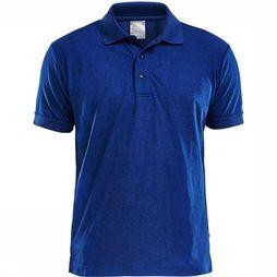 Craft Craft Polo Piqué royal blue/exceptions