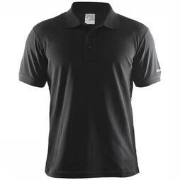 Craft Craft Polo Piqué black