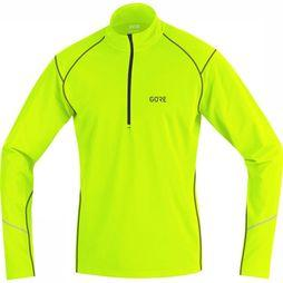 Pullover Thermo Long Sleeve Zip