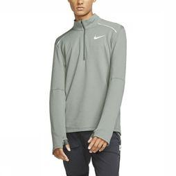 Nike Pull Element 3.0 HZ Running Crew Gris Clair