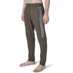 Skiny Pantalon De Survetement Sloungewear Kaki Moyen