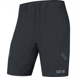 Gore Wear Shorts R5 2In1 black