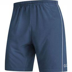 Gore Wear Short R5 Light Marineblauw