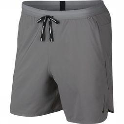 "Nike Short Dri-FIT Flex Stride 7"" 2In1 Lichtgrijs"