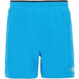 The North Face Shorts Men'S Better Than Naked blue