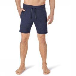 Skiny Short Mens Marineblauw
