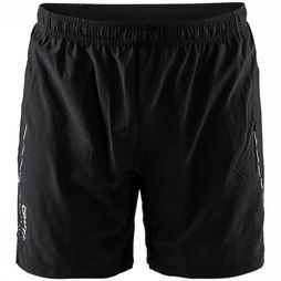 "Craft Shorts Essential 7""Shorts M black"