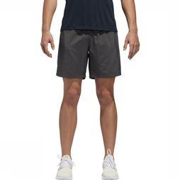 Adidas Short Own The Run Donkergrijs Mengeling