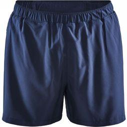 "Craft Short Adv Essence 5"" Stretch M Blauw"