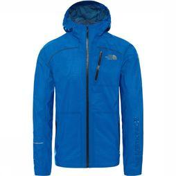The North Face Coat Men'S Flight Trinity blue