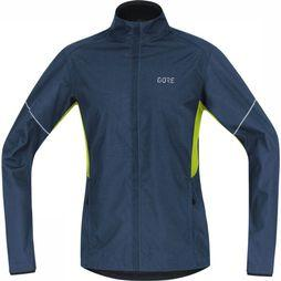 Gore Wear Windstopper R3 Partial Gws blue/Lime