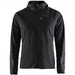Windstopper Urban Run Hood M