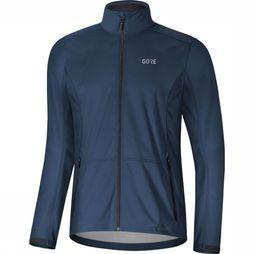 Gore Wear Windstopper R3 Classic Thermo Donkerblauw