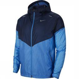 Nike Windstopper Windrunner Jkt blue
