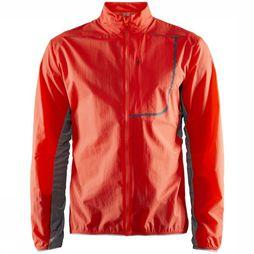 Craft Windstopper Vent Pack Jkt M Rood