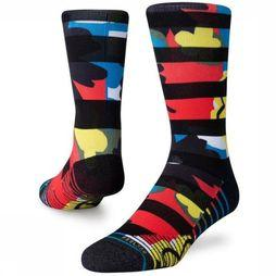 Stance Sock Cortino Crew black