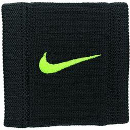 Nike Equipment Polsband Nike Dri-Fit Reveal Zwart/Geel