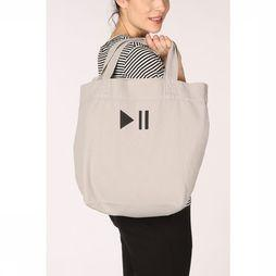 PlayPauze Sport Bag Camel Light Grey Mixture