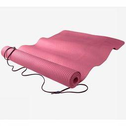 Nike Equipment Yoga Mat Fundamental 3mm Middenroze