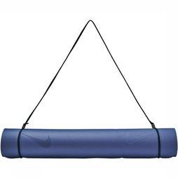 Nike Equipment Yoga Mat Nike Fundamental 3 mm Bleu