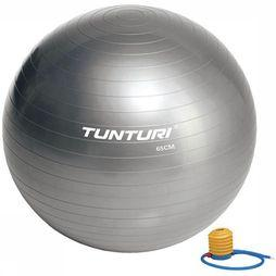 Tunturi Materiel Fitness Gymball 65 cm Argent