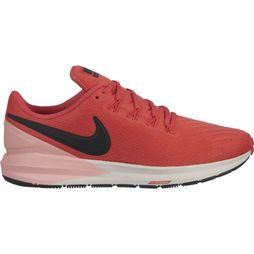Nike Schoen Air Zoom Structure 22 Lichtrood