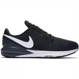 Nike Shoe Air Zoom Structure 22 black/white