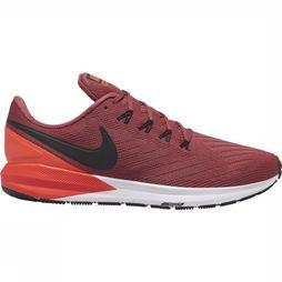 Nike Schoen Air Zoom Structure 22 Bordeaux