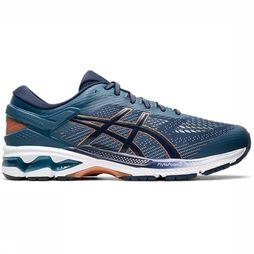 Asics Shoe Kayano blue