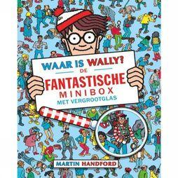 Outdoor Minibox 'Waar is Wally?' 2019