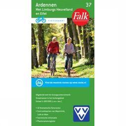 Ardenne 37 Cycle Map