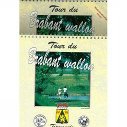 NGI Wallonian Brabant cycling routes guide 1996