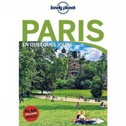 Lonely Planet Paris En Quelques Jours 6 + Carte 2019