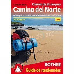 Rother Camino Del Norte Guide Rando 34T 2018