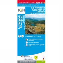 Travel Book Le Hohneck / Gérardmer gps wp