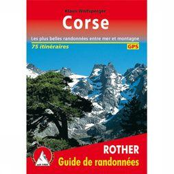 Rother Corse Gps Guide 75 Itin. 2017